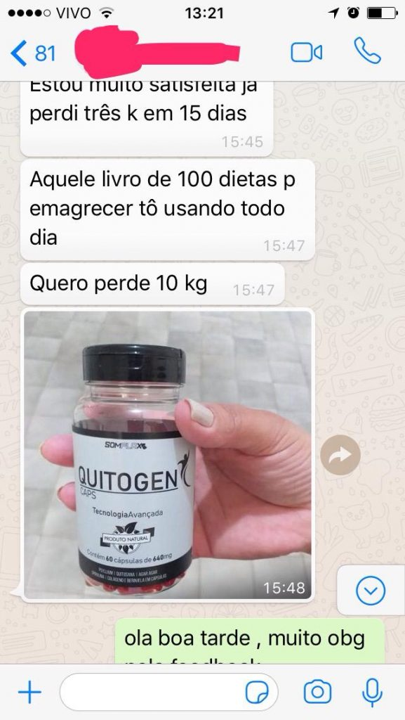depoimento quitogen caps