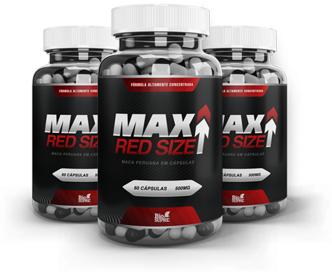 max red size