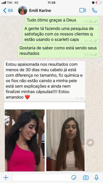 depoimento 2 Grow Hair